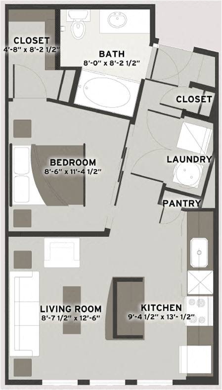 Floor Plan  Beale