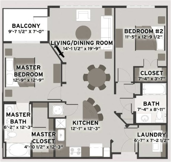Floor Plan  Lombard
