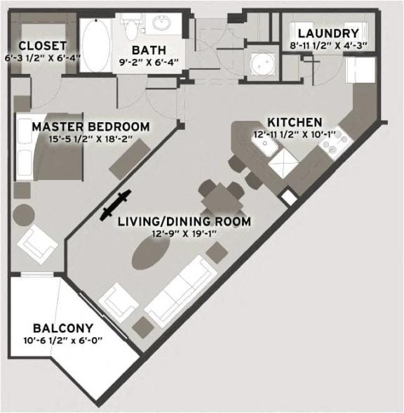 Floor Plan  Mulholland