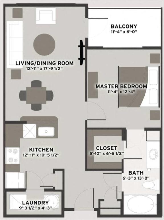 Floor Plan  Nichols