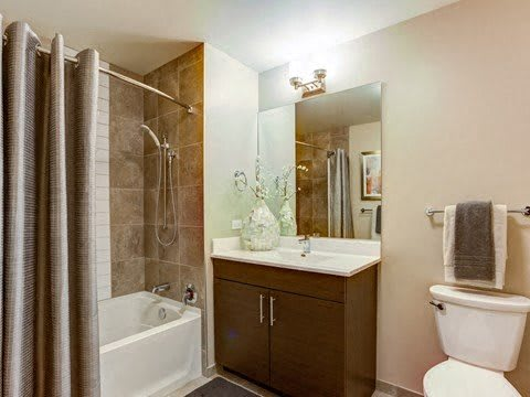 Spacious Bathrooms at The Madison at Racine, Illinois, 60607