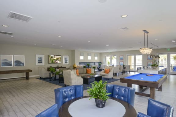 Clubhouse at Preserve at Melrose, Vista, California