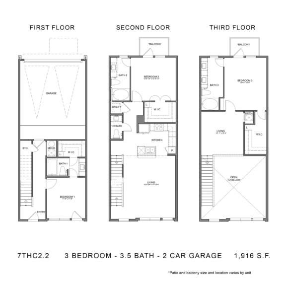 Floor Plan  7THCGG2.2