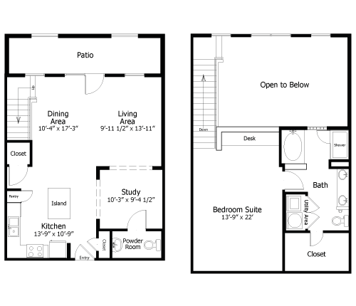 Floor Plan  4AL1