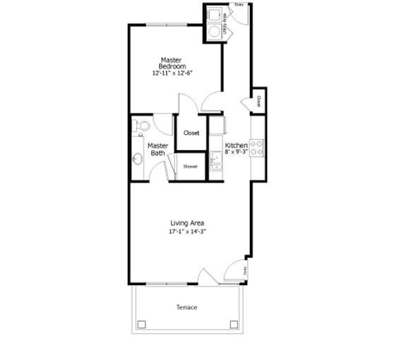 Floor Plan  3a3