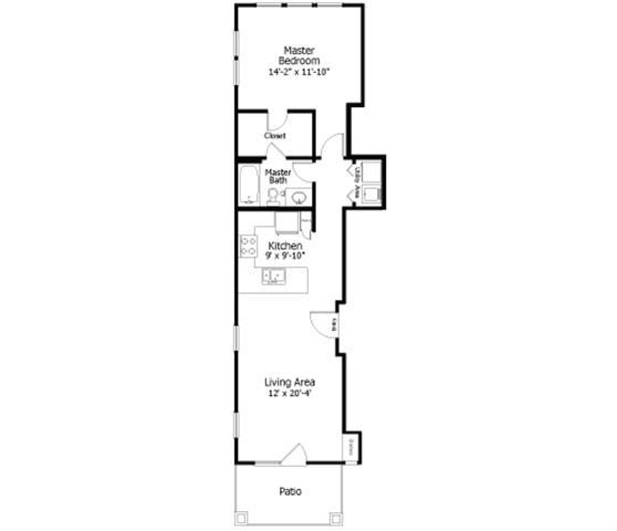 Floor Plan  3A5