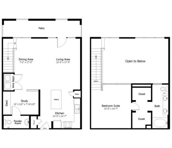 Floor Plan  4AL2