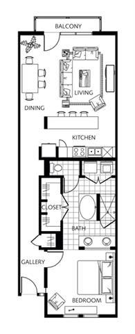 Floor Plan  A1-3