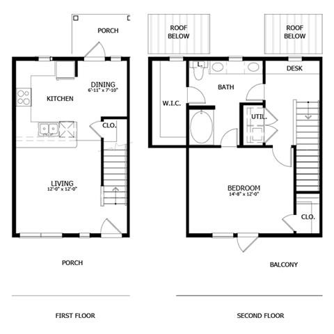 Floor Plan  THA5.4
