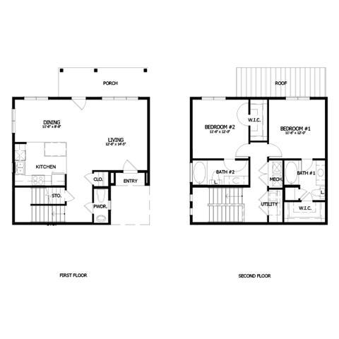 Floor Plan  THB3