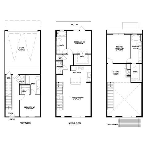 Floor Plan  THC3.GG