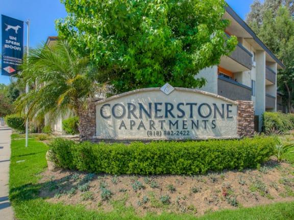 Private Gated Community at Cornerstone Apartments, California, 91304