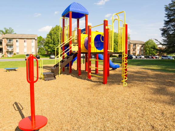 Playground at Security Park Apartments
