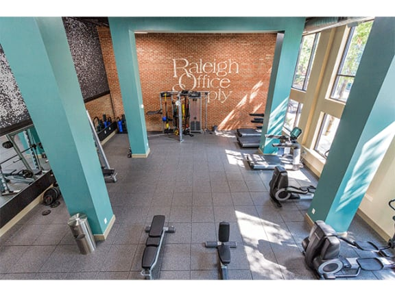Fully Equipped Fitness Center at 712 Tucker, North Carolina, 27603