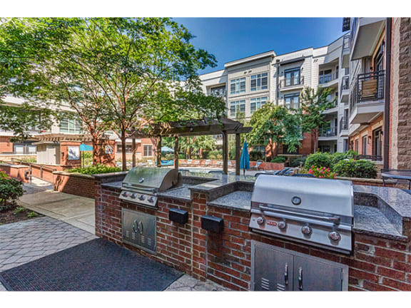 Community Grilling Stations at 712 Tucker, Raleigh, 27603