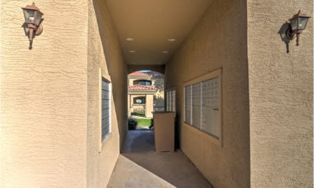 Community Mail Boxes at The Colony Apartments, Casa Grande, 85122
