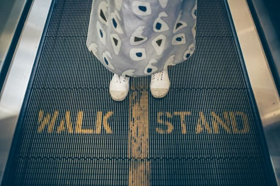 Walk Stand at The Edition Apartments, Hyattsville, Maryland