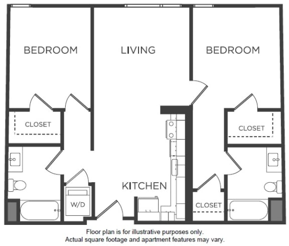 Floor Plan  B5 Floor Plan at Mission Bay by Windsor