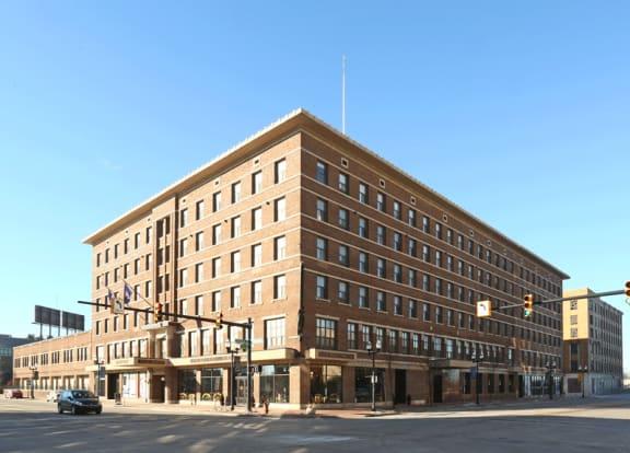 at Bancroft Luxury Apartments, Michigan, 48607