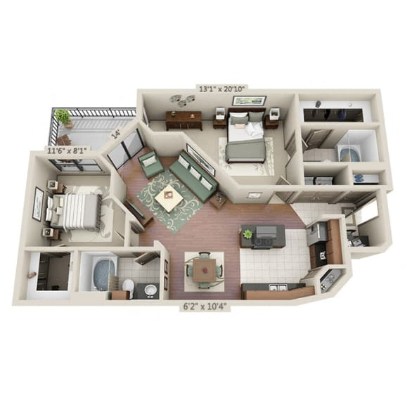 avery apartments on richmond ave