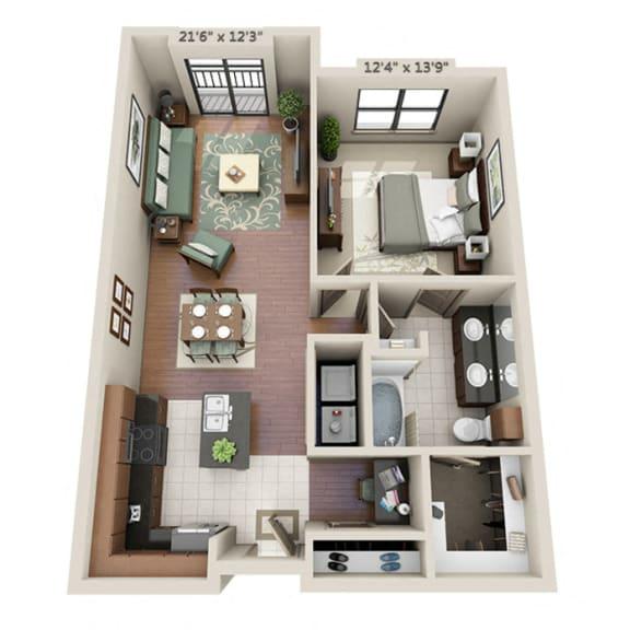 buckingham Apartments on Richmond Ave