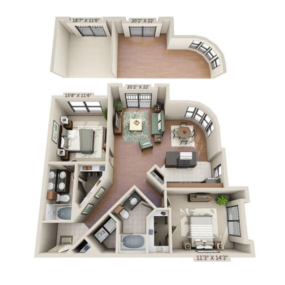knightsbridge apartments on richmond ave