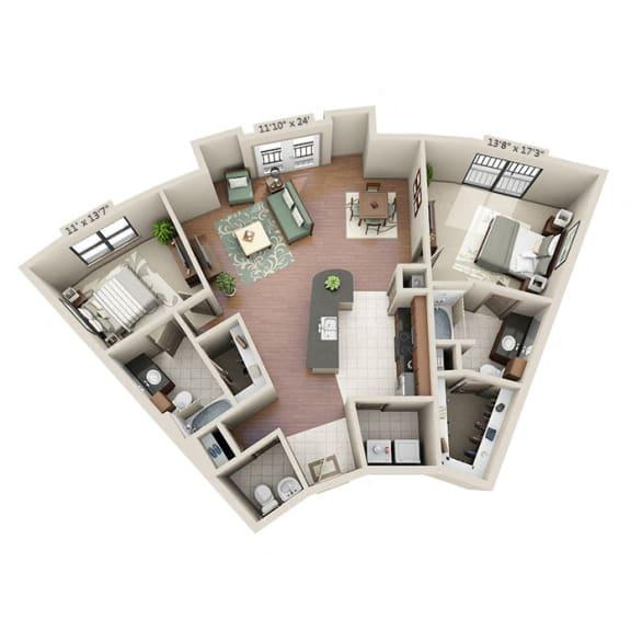 montbatten apartments on richmond ave