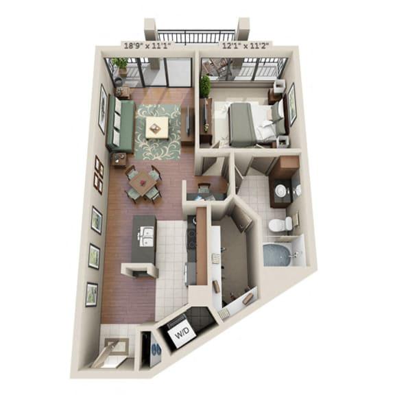regent apartments on richmond ave