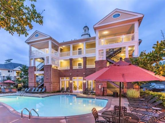 Virtual Tour at Rose Heights Apartments, Raleigh, North Carolina