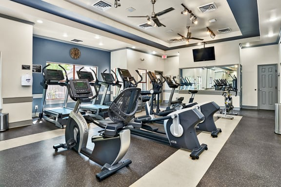 Grand Centennial Apartments 24-hour fully-equipped fitness center