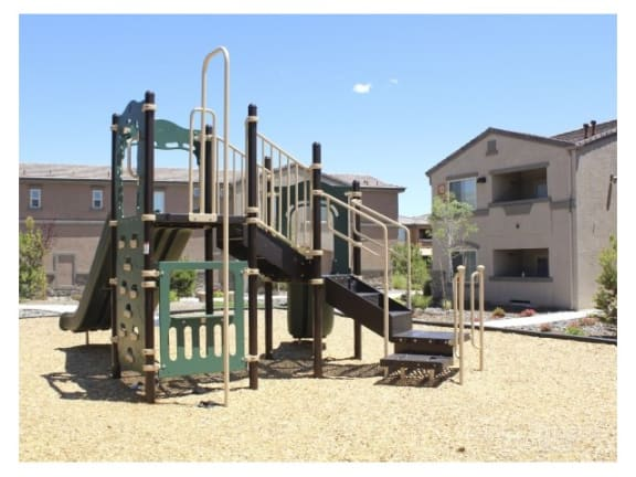 Playground l The Trails at Pioneer Meadows Apartments in Sparks NV