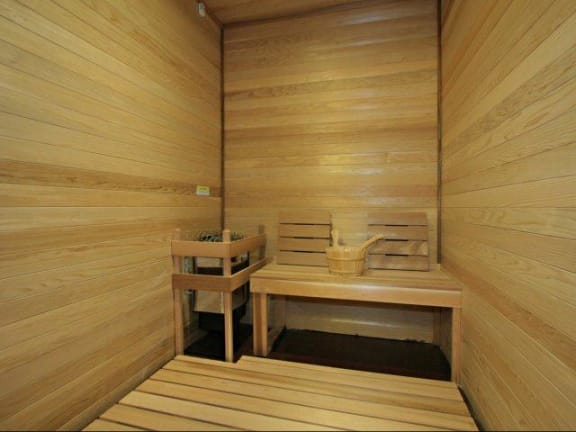 Sauna l The Trails at Pioneer Meadows Apartments in Sparks NV
