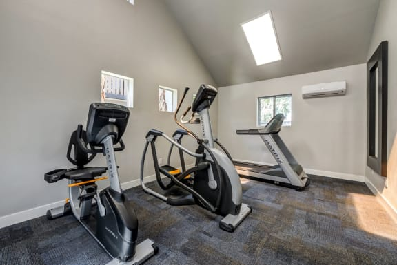 Fitness Center at 1750 On First, California, 93065