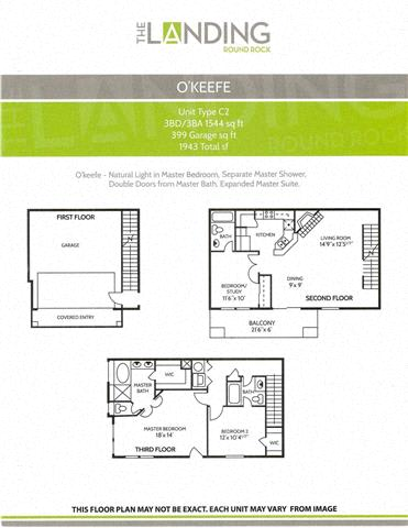 okeefe round rock luxury apartments
