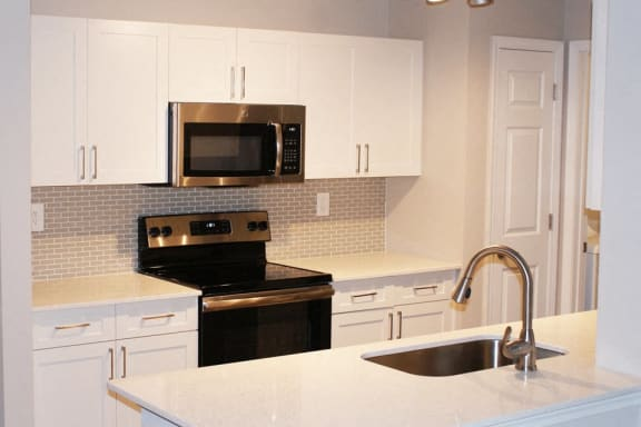 Fully Equipped Kitchen at Veranda property LLC, Lawrenceville, GA, 30044