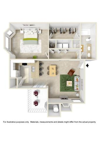 Floor Plan at Willina Ranch, Bothell, 98011