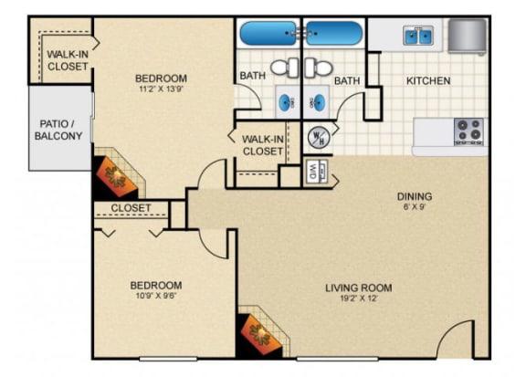 Floor Plan  Highland