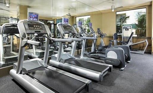 Trio Apartments Fitness Studio