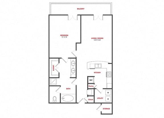 Floor Plan  Soniat