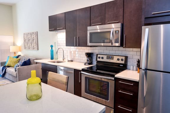 Energy Efficient Appliances at Bakery Living, Pittsburgh 15206