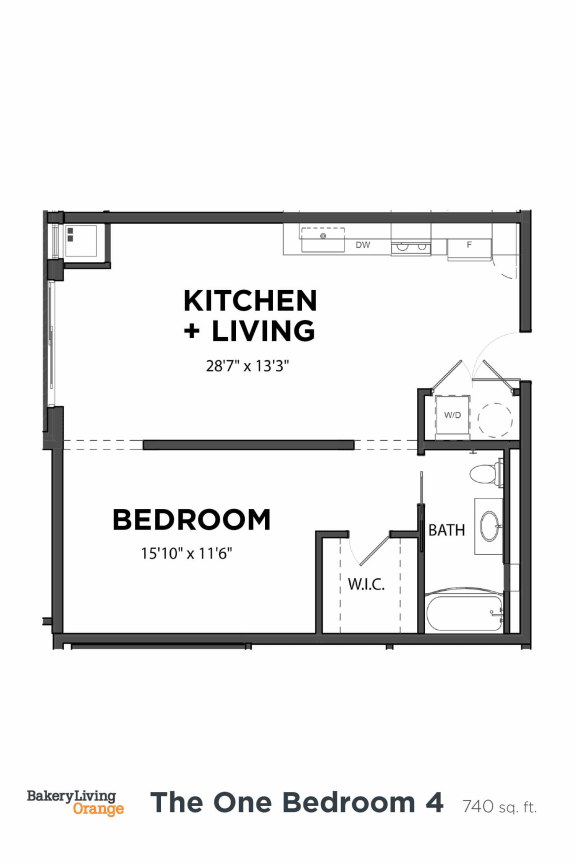 Bakery Living A4, apartments in Pittsburgh, Pennsylvania