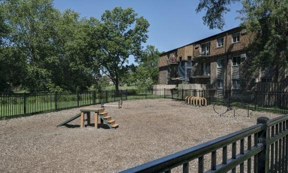 Dog Park - Eagle Creek Apartments