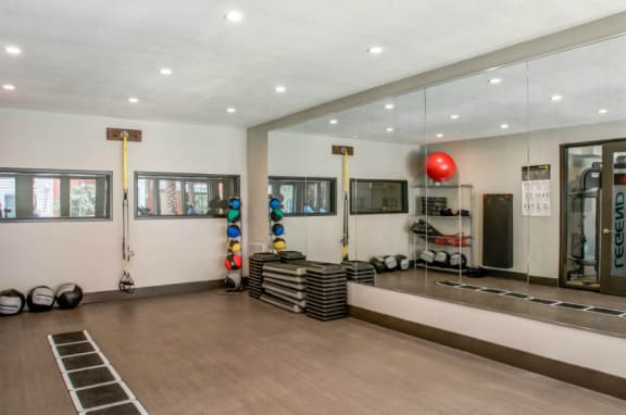 apartments in downtown san antonio with gym