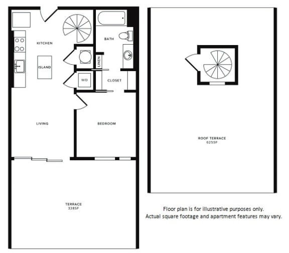 Floor Plan  Floor Plan at Morningside Atlanta by Windsor, Georgia, 30324, opens a dialog