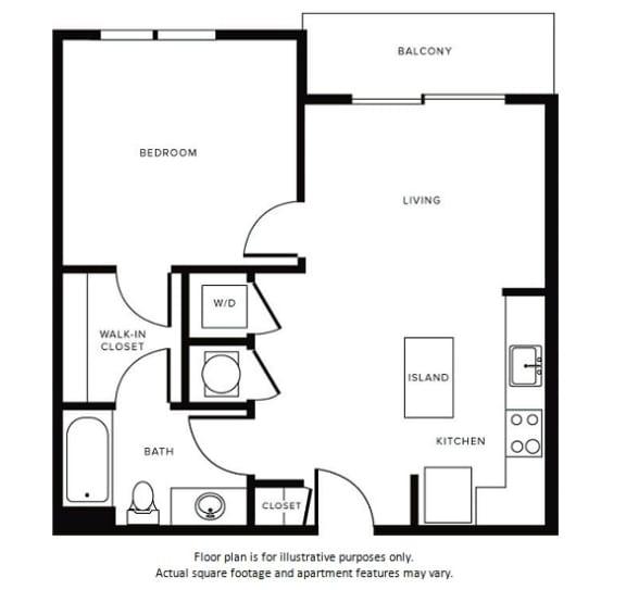 Floor Plan  Floor Plan at Morningside Atlanta by Windsor, Georgia, opens a dialog
