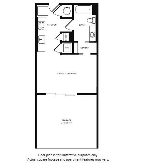 Floor Plan  Floor Plan at Morningside Atlanta by Windsor, Atlanta, 30324, opens a dialog