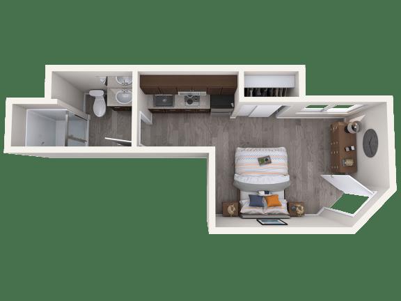 Rockefeller Floorplan Studio