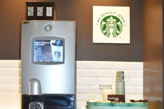 Starbucks Coffee at Walnut on Highland, Pittsburgh PA