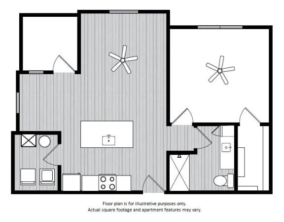 Floor Plan  Floor Plans at Windsor Republic Place, Texas, 78727