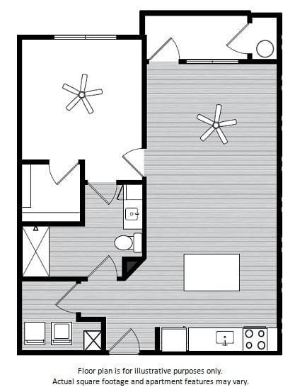 Floor Plan  Floor Plans at Windsor Republic Place, Texas, opens a dialog